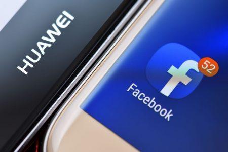 Фэйсбүүк компани Хуавэйд хориг тавилаа