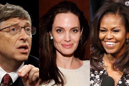 Билл Гейтс, Мишель Обама нар НЭР ХҮНДТЭЙ нийгмийн зүтгэлтнээр тодорчээ